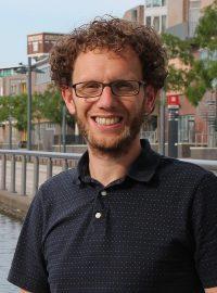 Joost van den Heuvel Rijnders, gastleraar