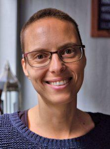 Marjolein Janssen, begeleider meditatie-activiteiten